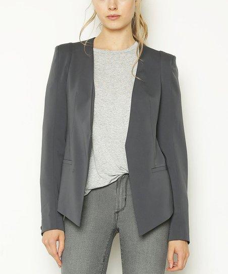 James Jeans Womenss V-Blazer Trouser Suit