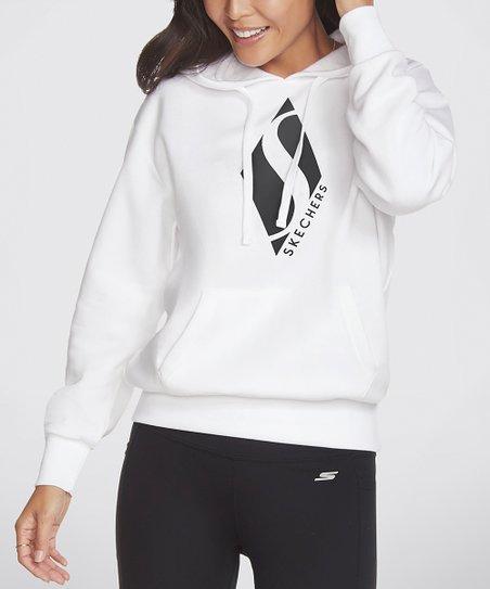 Logo Pullover Hoodie - Women