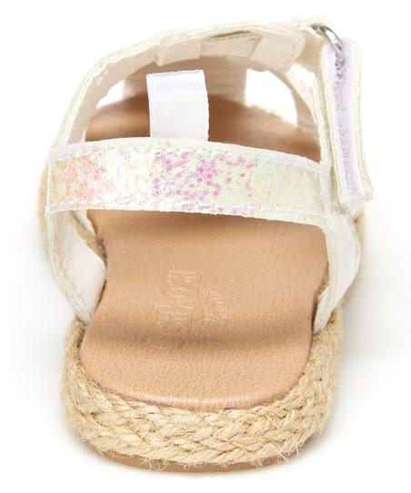 OshKosh BGosh Kids Ashby Girls Glitter Fisherman Sandal
