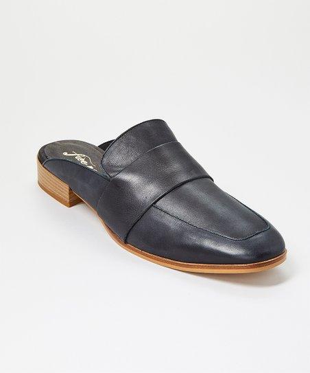 Ease Leather Mule - Women