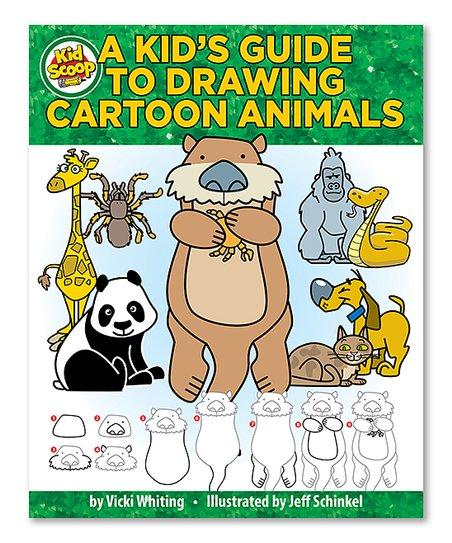 Fox Chapel Publishing A Kids Guide To Drawing Cartoon Animals