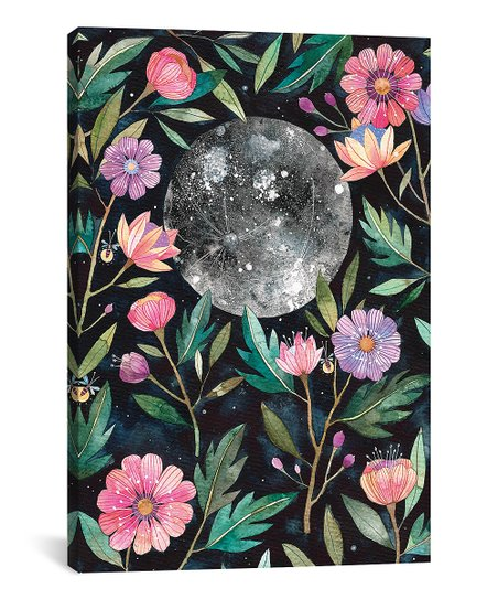 Icanvas Ana Victoria Calderón Law Of Attraction Wrapped Canvas Best Price And Reviews Zulily