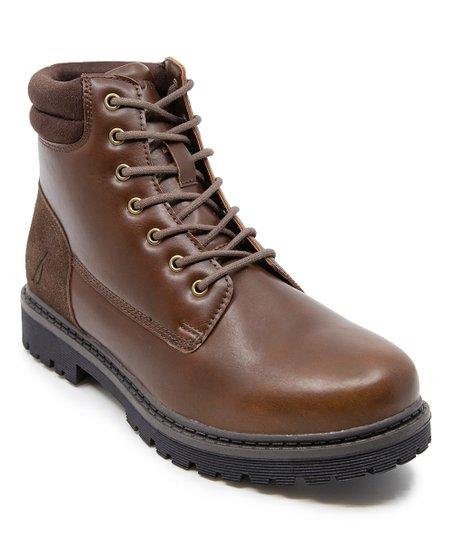 Nautica Brown Averett Boot - Men | Best