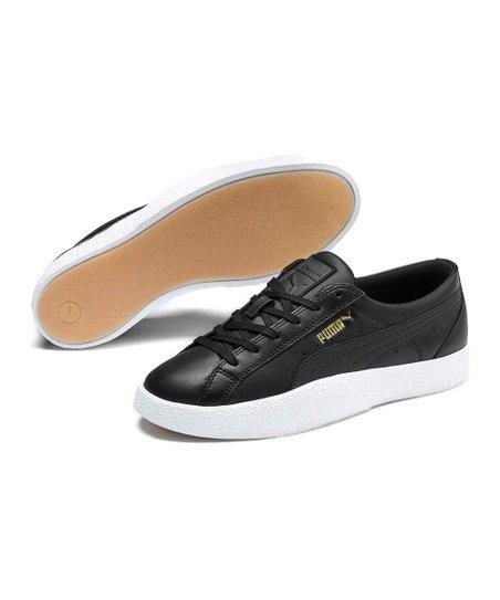Puma White Love Leather Sneaker - Women