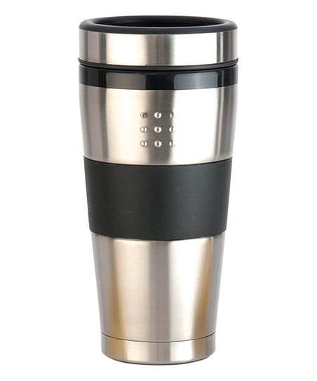 Berghoff Orion 16 Oz Stainless Steel Travel Mug Best Price And Reviews Zulily