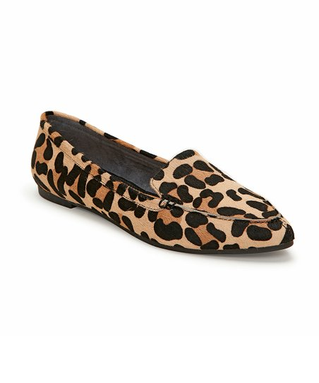 Me Too Tan \u0026 Black Leopard Audra Calf