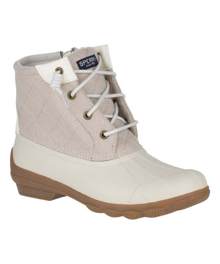 Sperry Top-Sider Oatmeal Quilted Syren