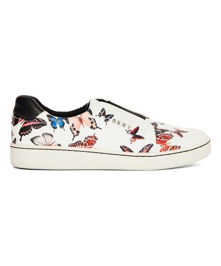 DKNY Blush Butterfly Bobbi Slip-On
