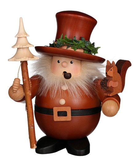 Alexander Taron Natural Portly Woodsman With Squirrel Smoker Best Price And Reviews Zulily