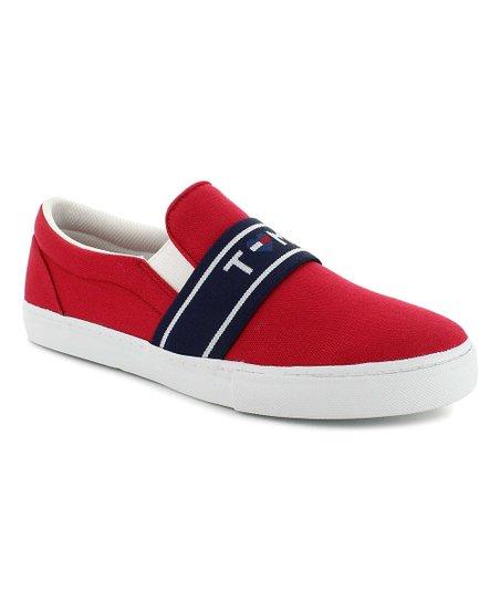 Tommy Hilfiger Red \u0026 Blue Lourena Slip