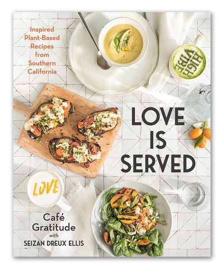 Penguin Random House Love is Served Cookbook | Zulily