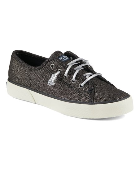 Sperry Top-Sider Black Pier View