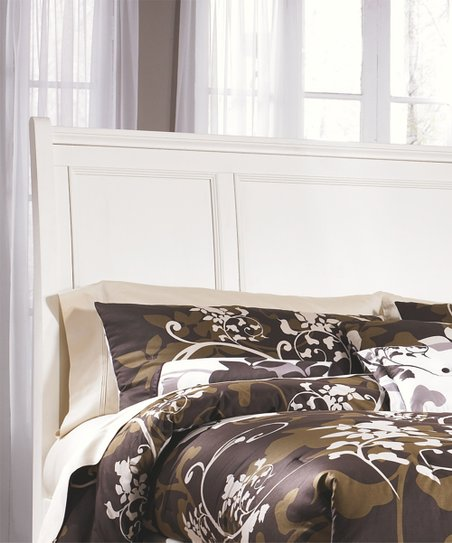Ashley Furniture White Prentice Queen Sleigh Headboard Best Price And Reviews Zulily