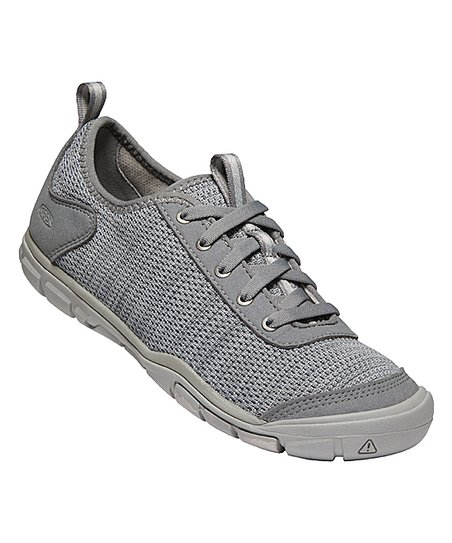 KEEN Steel Gray \u0026 Drizzle Hush Knit CNX