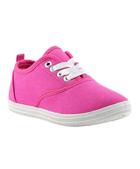 ZOOGS Hot Pink Sneaker - Girls | Best