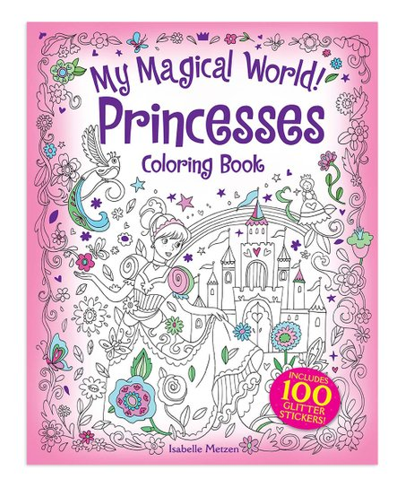 Dover Publications My Magical World! Princesses Coloring Book Best Price  And Reviews Zulily