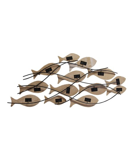 Fish In Motion Wall Art Best Price And Reviews Zulily