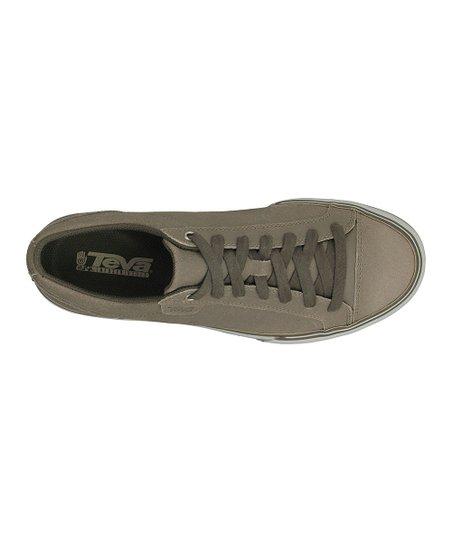Teva Bungee Cord Roller Suede Sneaker