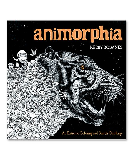 Penguin Random House Animorphia Coloring Book Best Price And Reviews  Zulily