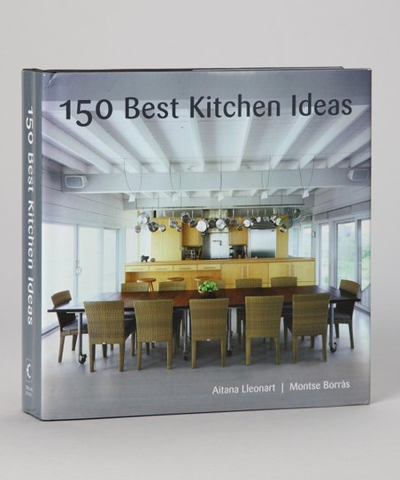 Harpercollins 150 Best Kitchen Ideas Hardcover Best Price And Reviews Zulily
