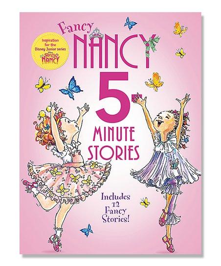 5-Minute Fancy Nancy Stories Hardcover