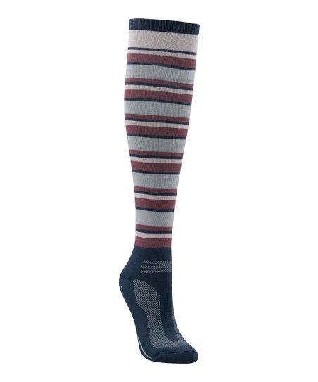 5e74e1bc2af love this product Black   Niagra Midtown Maven Wool-Blend Knee-High Socks -  Women