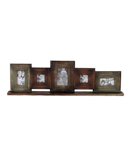 Urban Trend Rustic Wood Collage Picture Frame Zulily