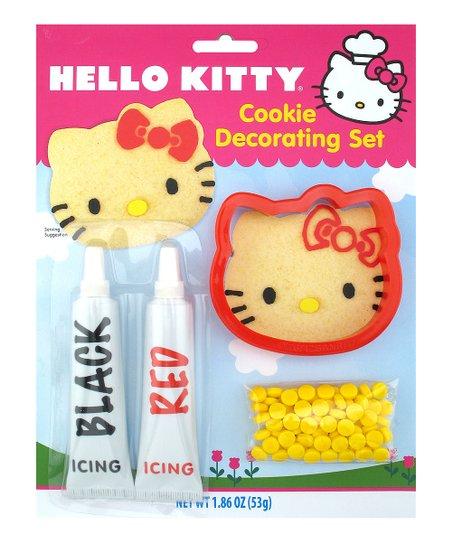 Brand Castle Hello Kitty Mini Decorating Kit Set Of Two