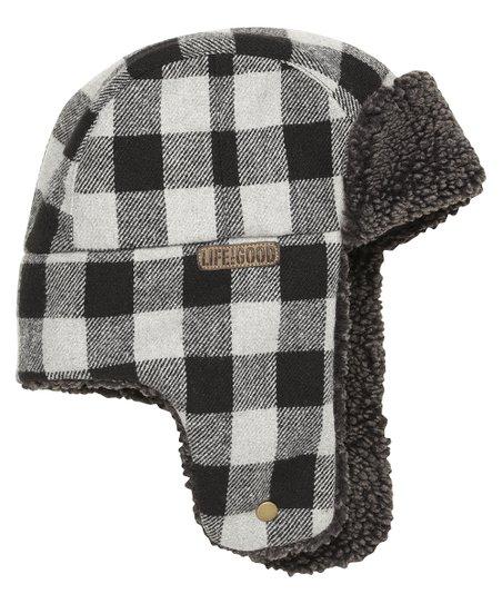 Life is Good Elmer Fuzz Bomber Hat
