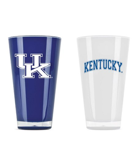 Duck House NCAA Set of Two 20 Ounce Tumblers