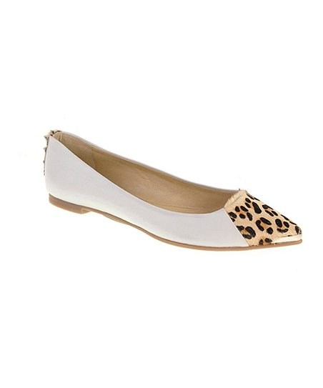 chinese laundry leopard flats