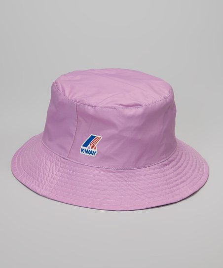 K-Way Pink Bucket Hat  a57c5e16b18
