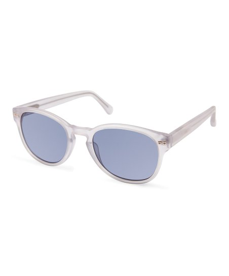 288edc7fb0259 Cynthia Rowley Crystal No. 03 Sunglasses