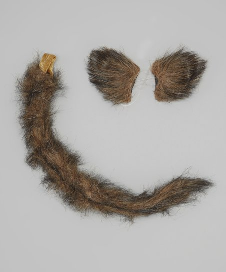 Elope Brown Fox Ears Tail Zulily