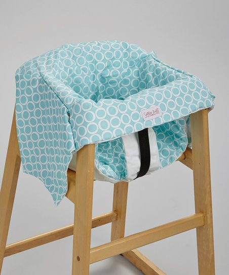 Awe Inspiring Smitten Baby Robins Egg Swing Restaurant High Chair Cover Gmtry Best Dining Table And Chair Ideas Images Gmtryco