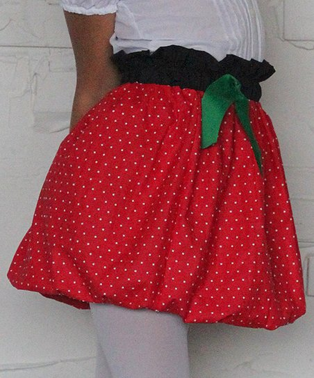 18790d0328c MarKoos Modern Design Red Christmas Candy Bubble Skirt - Infant ...