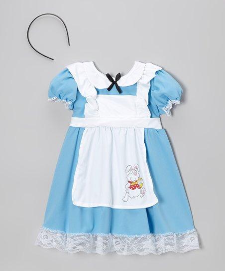 486a61fb2 Dress Up Dreams Boutique Lil Alice in Wonderland Dress-Up Set ...