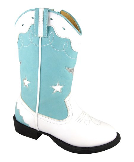 Blue Austin Light-Up Cowboy Boot