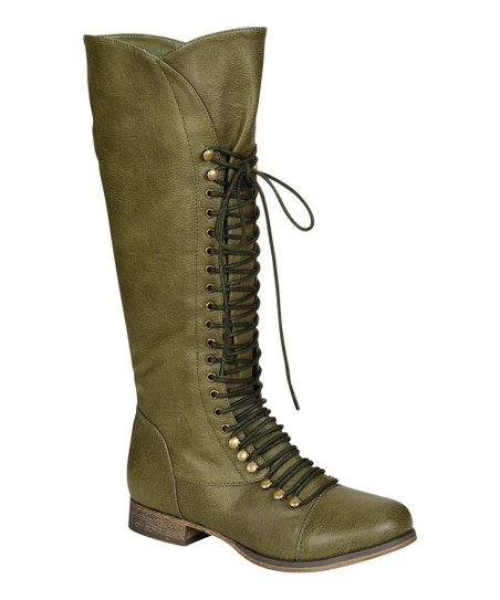 892b063d2dc love this product Military Green Georgia-35 Lace-Up Boot