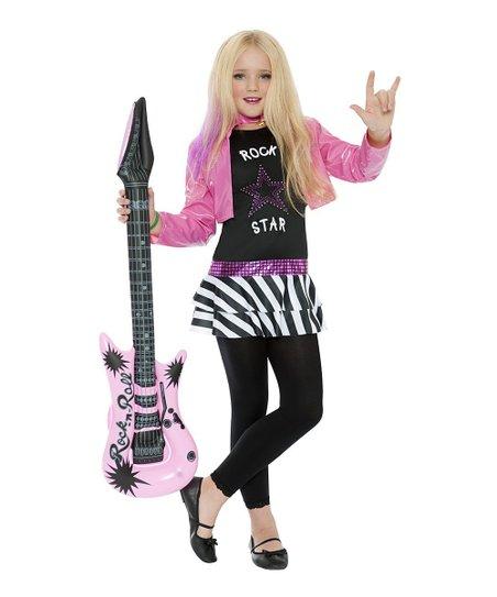 How do you dress up like a rock star?