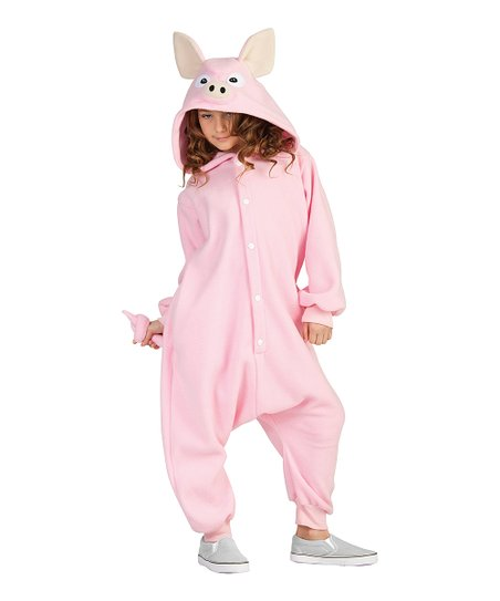 RG Costumes Pink Penelope the Pig Dress-Up Outfit - Kids