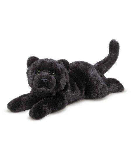Ganz Black Classics Jaguar Plush Toy Zulily