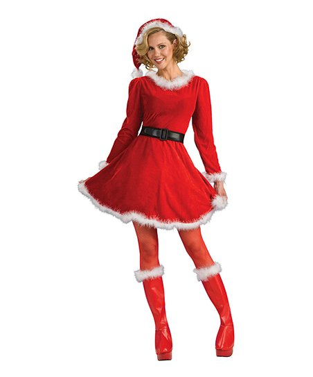 957c1be74fe Rubie's Red Mrs. Claus Costume Set - Women
