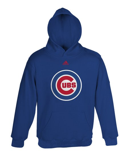 separation shoes 46a2a f7852 adidas Chicago Cubs Classic Hoodie - Boys