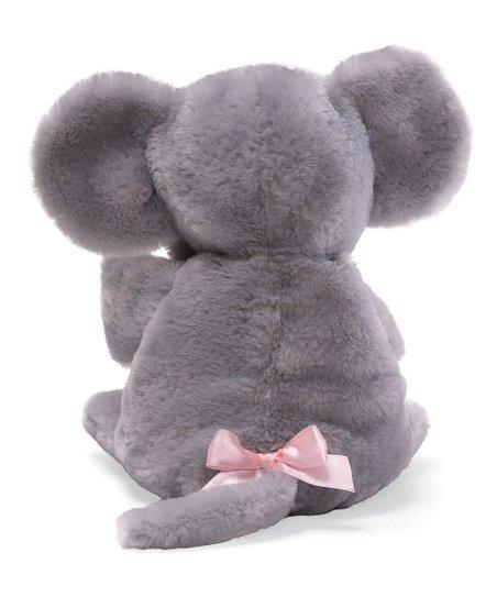 Gund Pink Small Trunkette Elephant Plush Toy Zulily