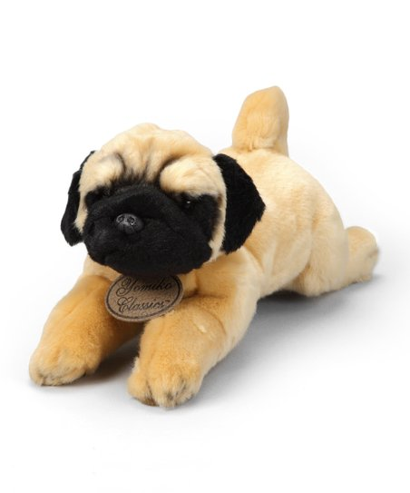 Russ Berrie Pug Dog Plush Toy Zulily