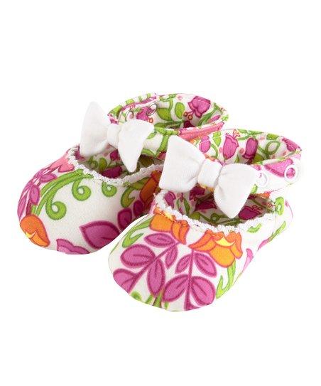 Vera Bradley Lilli Bell Mary Jane Shoes