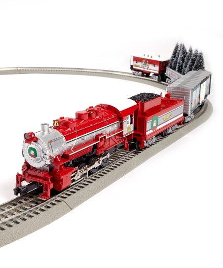 Lionel Christmas Train.Lionel Peanuts Christmas Train Set