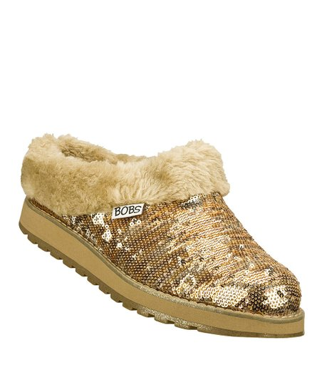 BOBS from Skechers Gold Shivers Clog