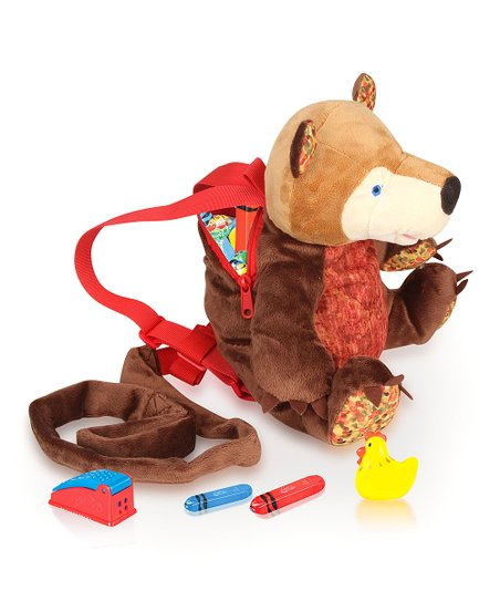 The World of Eric Carle Eric Carle Bear Backpack Harness - Toddler